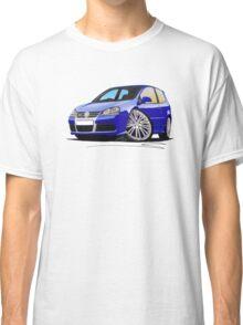 VW Golf R32 (Mk5) Blue Classic T-Shirt