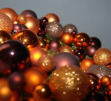 Holiday Ornaments by Ann Starzynski-McNeil