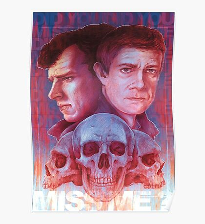 Miss Me ? Poster