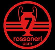 AC Milan 7 times by JuzaShannonNew