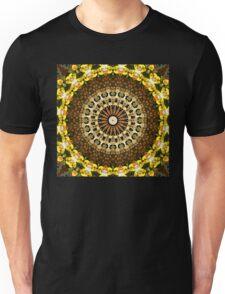 Flower Kaleidoscope I Unisex T-Shirt