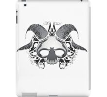 tboi wrath of the lamb! iPad Case/Skin