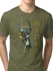 Minimalist Midna Tri-blend T-Shirt