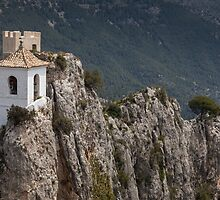 Guadalest Costa Blanca Spain by leightoncollins