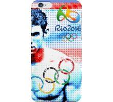 Michael Phelps- RIO 2016 iPhone Case/Skin