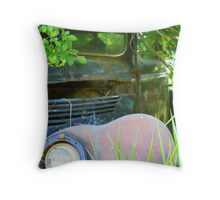Tossed Aside Throw Pillow