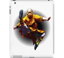 Shaolin Monk -Waaaaaaaaaaaaaah ! iPad Case/Skin