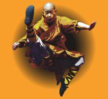Shaolin Monk -Waaaaaaaaaaaaaah ! by cordug