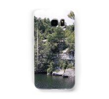 The Cliffs Samsung Galaxy Case/Skin