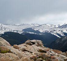 Snow Capped Peaks by SnowyOwl
