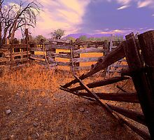 'Ghost Ranch' by DLUhlinger