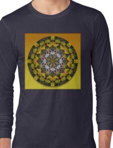 Flower Kaleidoscope II Long Sleeve T-Shirt