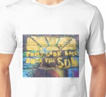 Don't Look Back Into the Sun - The Libertines Unisex T-Shirt