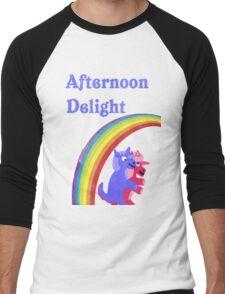 Afternoon Delight Men's Baseball ¾ T-Shirt