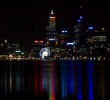 Perth City by JBSmith