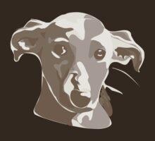 Galgo Puppy by GreytfulAries