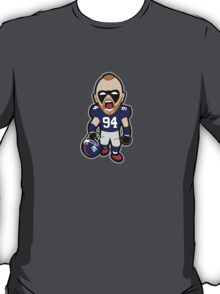 Big Blue Giants Herzlich T-Shirt