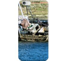 The Wreck of the Josie C iPhone Case/Skin
