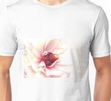 Center of a flower Unisex T-Shirt