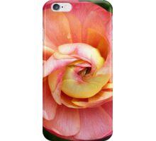 Pink bud iPhone Case/Skin