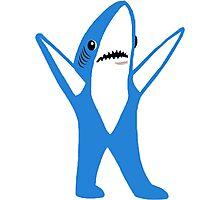 Left Shark Photographic Print
