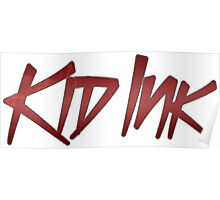 Kid Ink Poster