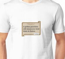 2nd law of CEOs Unisex T-Shirt
