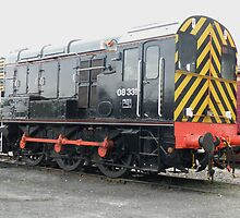 O8 Diesel Shunter by Edward Denyer