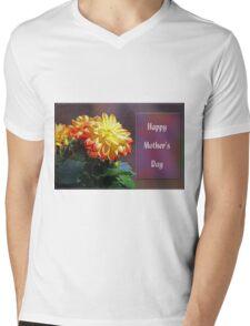 Mother's day Mens V-Neck T-Shirt