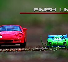 Finish Line by Dipali S
