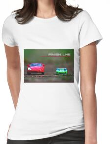 Finish Line Womens Fitted T-Shirt