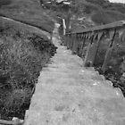 Alcatraz Steps by beckett