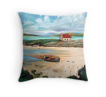 Ardmhor, Barra Throw Pillow