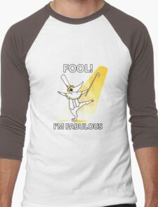 Fool i´m fabulous Men's Baseball ¾ T-Shirt