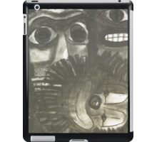 Icons Old and New iPad Case/Skin