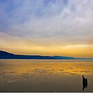 Late Afternoon on the Hudson by JeanneNewman
