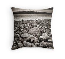 Kyle of Tongue, Sutherland, Scotland Throw Pillow