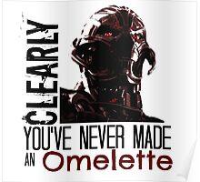 Avengers Age Of Ultron - Omelette  Poster
