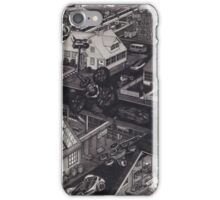 Drone Paradox iPhone Case/Skin