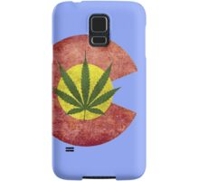 Colorado Dank Logo Samsung Galaxy Case/Skin