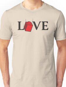 LIVE Bricks Unisex T-Shirt