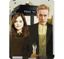 Gallifreyan Gothic iPad Case/Skin