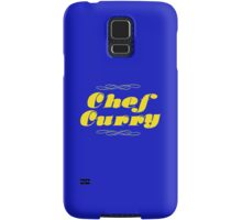 Chef Curry! Samsung Galaxy Case/Skin