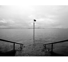 Sea Steps Photographic Print