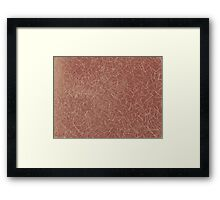 On Trend Framed Print