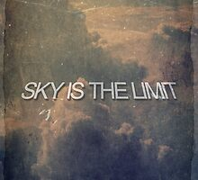 Sky is the limit 2 by dopebubble