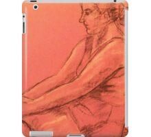 SITTING iPad Case/Skin