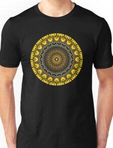 Flower Kaleidoscope III Unisex T-Shirt