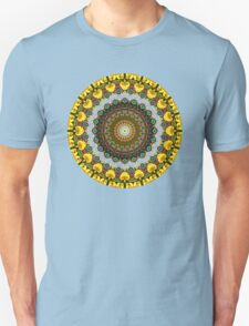 Flower Kaleidoscope III T-Shirt