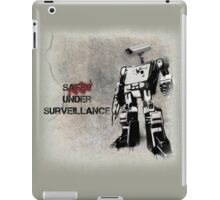 Big Brother with background iPad Case/Skin